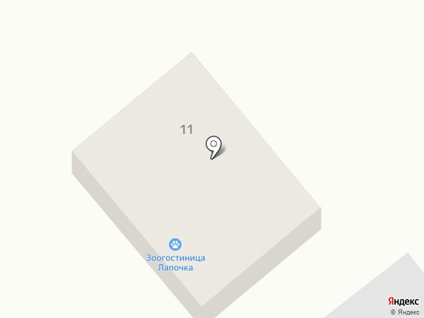 ДВ Мастер на карте