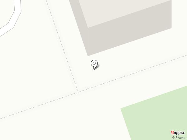 Гринвилль на карте