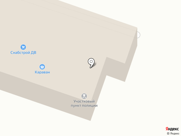 Бетон ДВ на карте