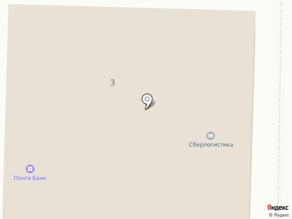 Гаровский водозабор на карте