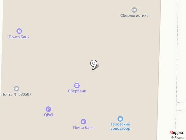 Судебный участок на карте