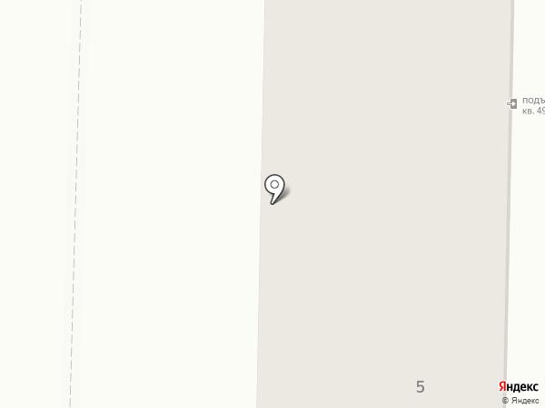 Продуктовый магазин на Партизанской на карте