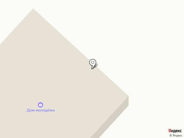 Районный молодежный досуговый центр г. Амурска на карте