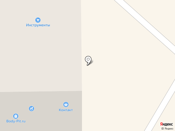 САТ-ДВ на карте