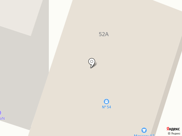 Фотокопировальный центр на карте
