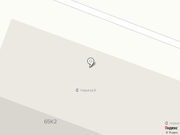 Строитель-ДВ на карте