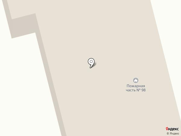 Отделение надзорной деятельности по г. Комсомольску-на-Амуре на карте