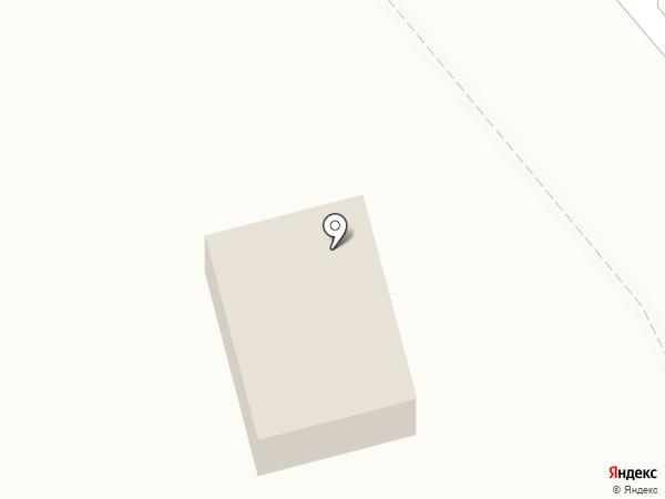 Кроун на карте