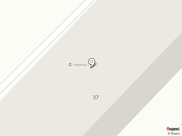 Есферь на карте