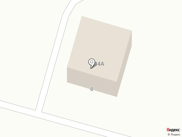 Крильон на карте