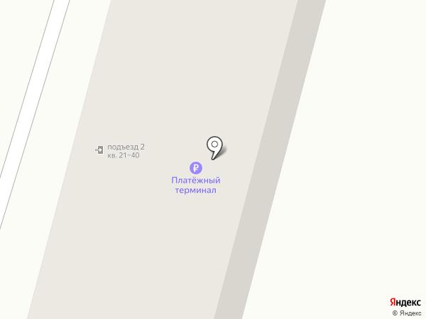 ТОП-GSM на карте