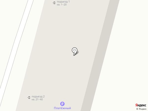 Диона на карте