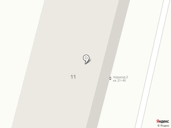 Тайга на карте