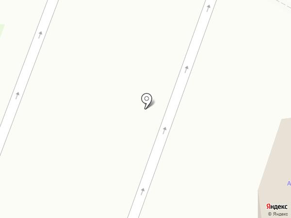 АЗС №2 на карте