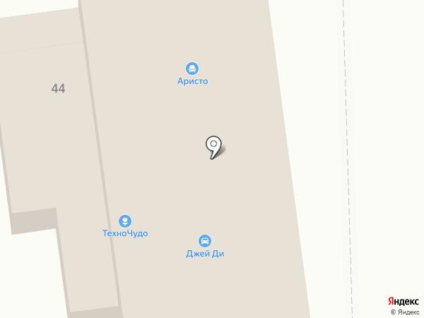 Джей Ди Сахалин на карте