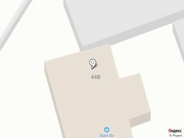 СтартСафари на карте
