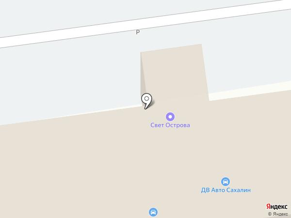 1001 Автосервис на карте