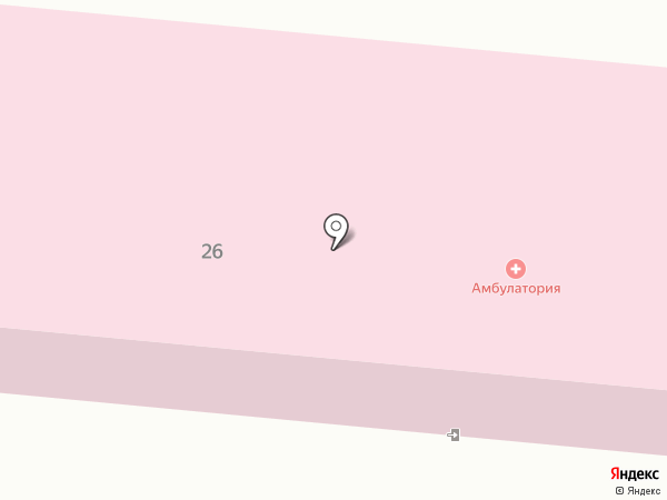 Скорая Медицинская Помощь на карте