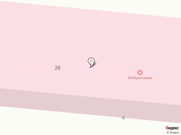Амбулатория с. Сокол на карте
