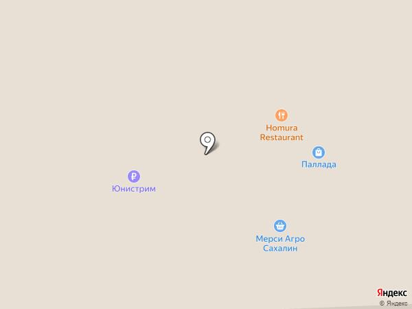 Автоприма на карте
