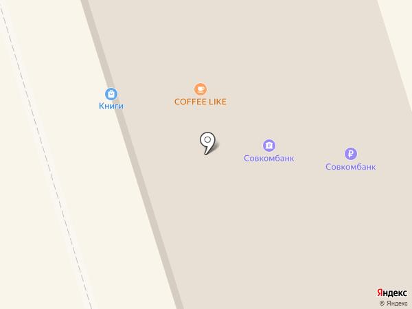 Hesburger на карте