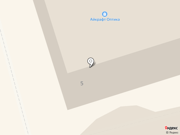 Альфа-Мобайл на карте