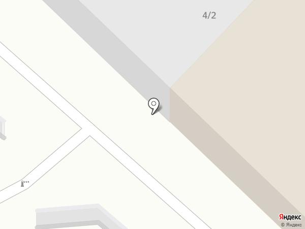 Холкамфлот на карте