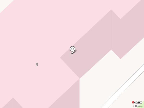 Камчатский краевой противотуберкулезный диспансер на карте