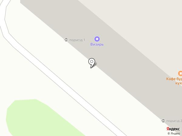 Псарь-Плюс на карте