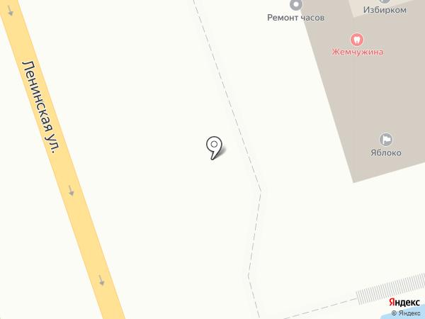 ОСНОВА на карте