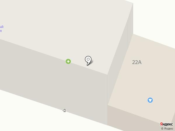 Бар на Гвардейском бульваре на карте