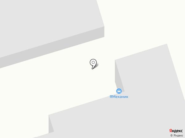 Балт-Авто на карте