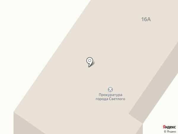 Прокуратура на карте
