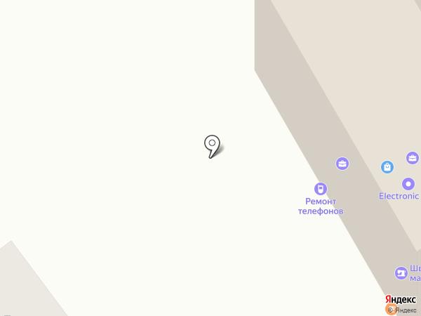 Пирожковая на карте