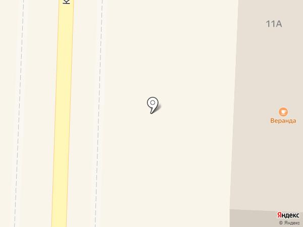 Трактир на карте