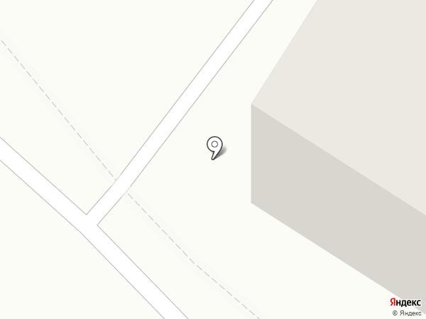 Волшебный дом на карте