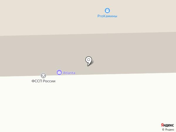 Караван на карте