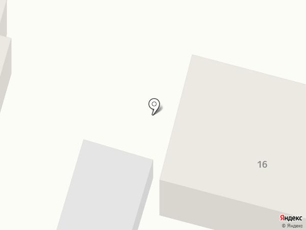 Авва на карте