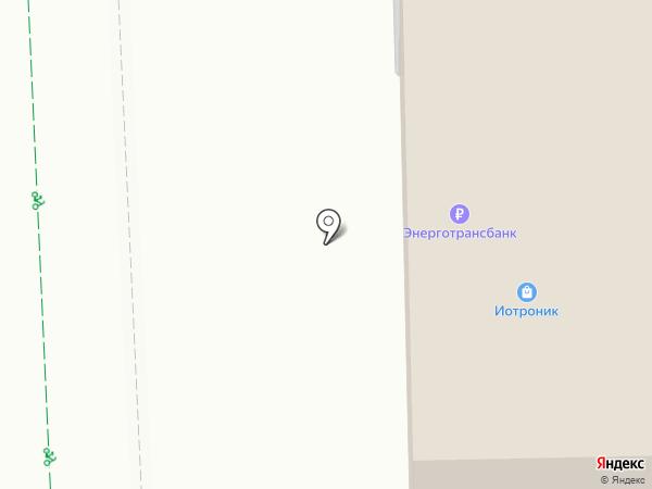 Центральная диспетчерская на карте