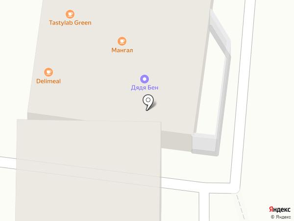 Delimeal Food Factory на карте