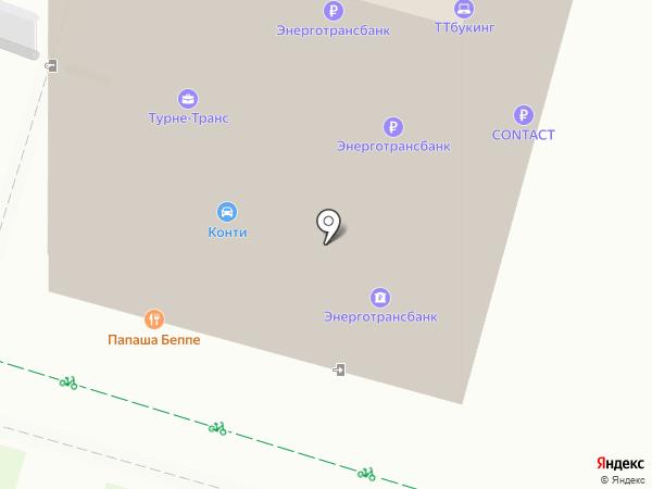 Авеню-Риэлт на карте