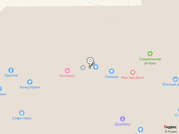 Denon на карте