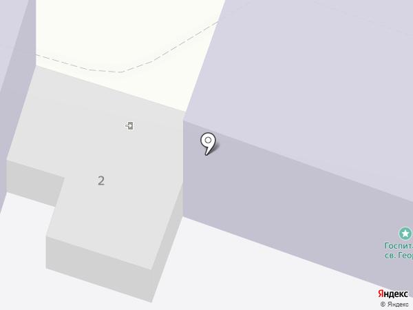 Океанрыбфлот, ПАО на карте