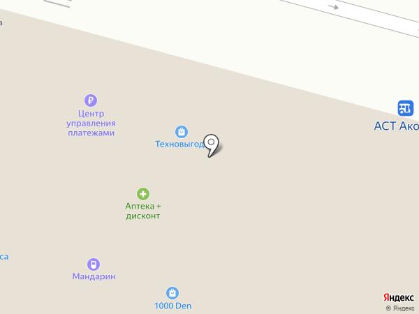 Техновыгода на карте
