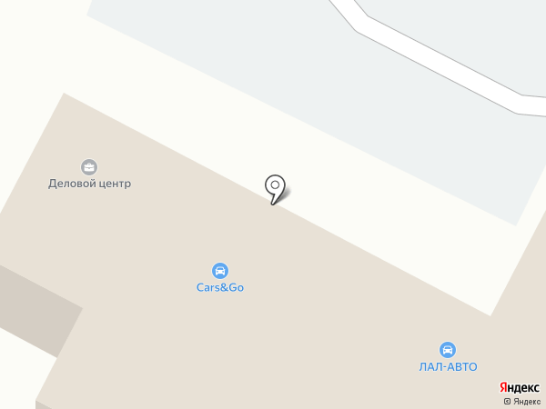 Лал-Авто на карте