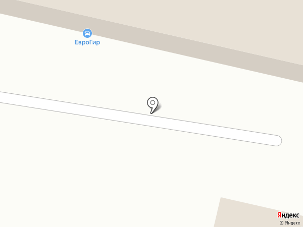 ЕВРОGEAR на карте