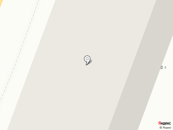 Рекстрой на карте