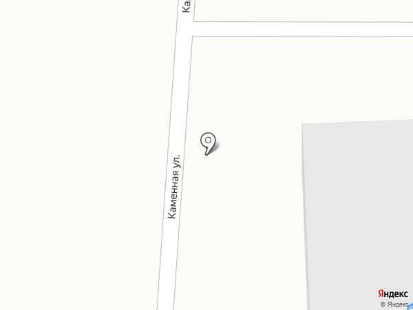 Танагра на карте
