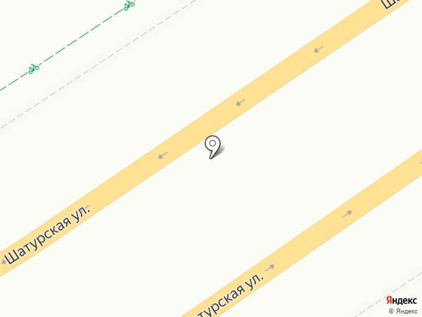 Мальвина на карте