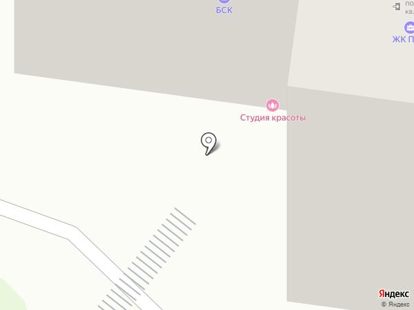 Самбия на карте